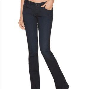 CARMAR High-Rise Skinny Bootcut Jeans